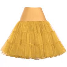 Grace Karin Medium Orchid Skirt Petticoat Underskirt Crinoline for Vintage Dresses CL008922-16