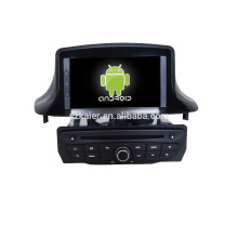 Dvd de voiture de noyau 6.0 androïde 6.0 pour le NOUVEAU MEGANE avec l'écran capacitif / GPS / lien de miroir / DVR / TPMS / OBD2 / WIFI / 4G