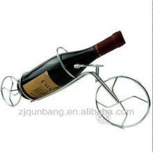 Porte-bouteille à vin en fer forgé