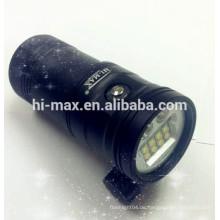 Tauchzentrum wiederaufladbare LED-Fokus Licht Video Fotografie Licht