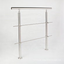 Outdoor Using Removable Stairs Stainless Steel Handrail