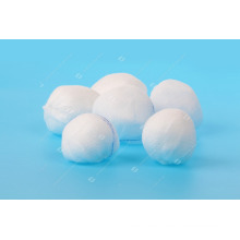 100% natural cotton medical sterile and non--sterile gauze ball