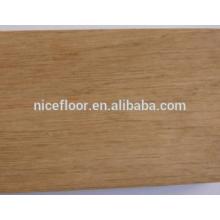 EICHE Massivholzböden 18mm Dicke Hartholzfußboden