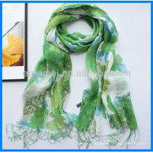 Printed Linen Latest Scarf Designs