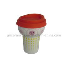 Tasse de tasse de café d'enfants