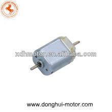 Motor duplo do brinquedo do eixo da CC, motor do brinquedo do eixo duplo de 12V DC Micro