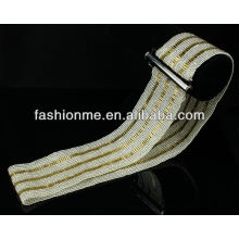 Fashionme correia de amizade artesanal cordão elástico