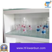 Jarra de vidro de alta qualidade conjunto conjunto de copa Kb-Jh06112
