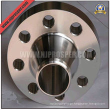 Competitive Stainless Steel Weld Neck Flanges (YZF-F162)