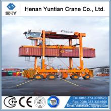 Chariot Straddle de conteneur standard de la structure en acier 50Ton de la CE / OIN