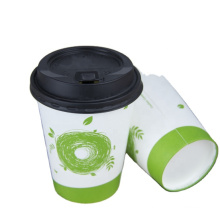 factory direct sale printed disposable coffee cups