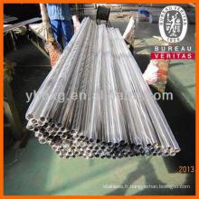 Poids de tubes/tuyaux sans soudure, en acier inoxydable 316
