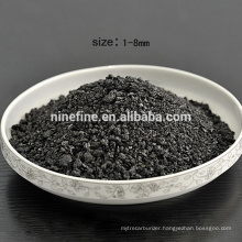 low sulphur 0.05% Graphitized Petroleum Coke gpc