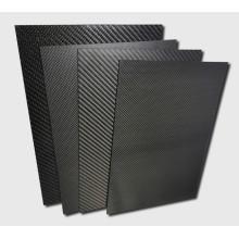 5.0mm Composite Dureté Matériel Anti-UV feuille de fibre de carbone