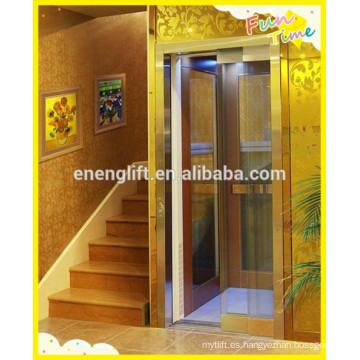 Barato pequeño ascensor residencial para el hogar