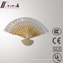 Guzhen New Design Hotel Decorative Sector Lámpara de pared de cristal