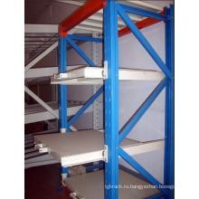 Новая стойка для ящиков для складов с горячей моделью