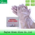 Food Processing Plastic PE Glove