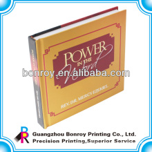 cheap adult book/hardcover book printing