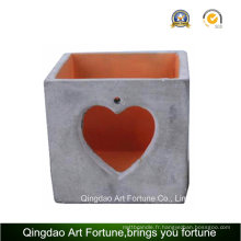Céramique Citronella Bougain Lanterne Jardin pour Décoration Extérieure