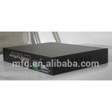 sheet metal forming power amplifier enclosure
