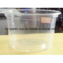 Tigelas de plástico para a indústria de bebidas na venda quente