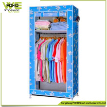 Bedroom Foldable Storage Cabinet Small Cheap Discount Wardrobes