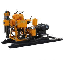 Small portable electric mini manual 100m rotary boring water well drilling rig