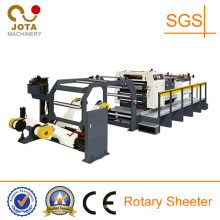 High Output Rotary Paper Sheeting Machine