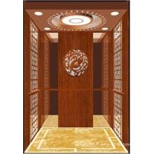 Ascenseur d'ascenseur de passager de haute qualité miroir gravé Aksen Ty-K133
