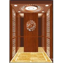 Passenger Elevator Lift High Quality Mirror Etched Aksen Ty-K133