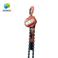 0.75-9T+Heavy+Duty+Portable+Lever+Hoist