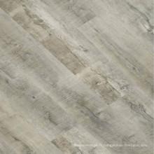 Carreaux de vinyle de luxe de LVT décoratifs SPC PVC WPC plancher