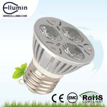 самый мощный светодиодный прожектор 3W Лампа