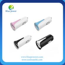 Los productos más vendidos en america mini cargador de coche electrico usb con toma de encendedor y puertos usb cargador de coche usb al por mayor adaptar