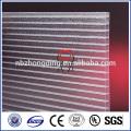 8mm 10mm 12mm Placa de policarbonato de policarbonato transparente resistente a la luz