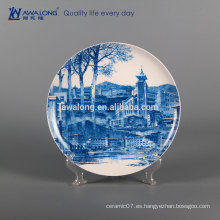 Venta al por mayor de la decoración casera de cerámica fina de China