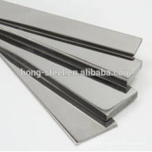 hot rolled 304 stainless steel flat bar factory price