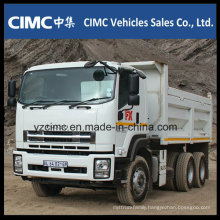 Isuzu Qingling Vc46 Tipper Truck /Dump Truck 6X4
