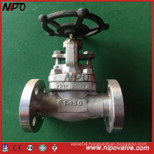 Flanged Forged Steel Stainless Steel Gate Valve