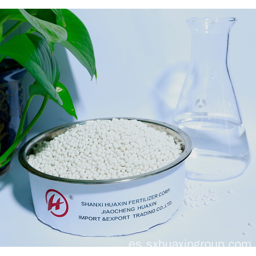 Fertilizante NPK a base de nitrato 22-16-6