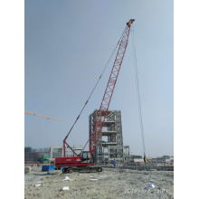 Construction Lattice Boom Crawler Crane for Sale