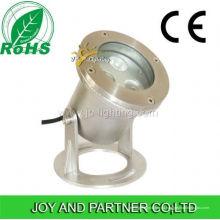 Из нержавеющей стали 9 Вт RGB LED подводный бассейн свет (JP90034)