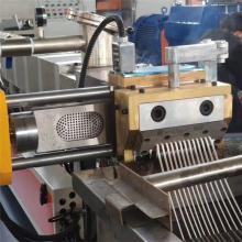 Máquina de peletización Masterbatch de relleno de carbonato de calcio