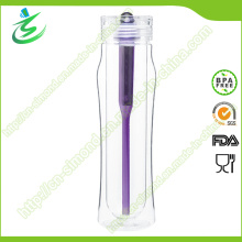450ml de doble pared Tritan BPA sin filtro de botella de agua