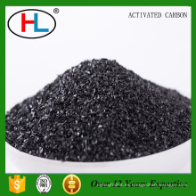 Carbón activado del coco de 20 * 40 mallas para la purificación del alcohol