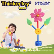 Creative Toys Building Block Flower for Girls