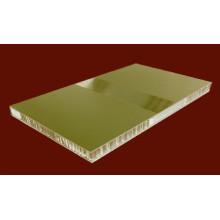 Paneles de aluminio de nido de abeja de peso ligero para pared externa