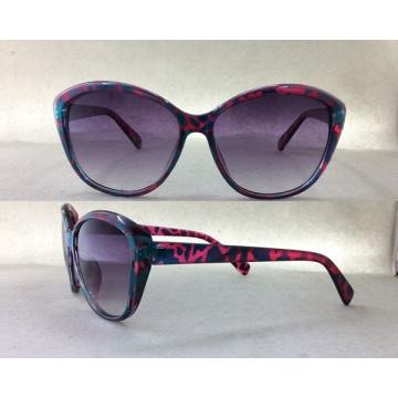 Dame Art und Weise Sonnenbrille-Strand-Sonnenbrille-hohler Metalltempel P25029