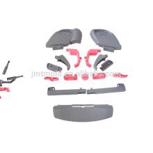 Moldeo a presión modificado para requisitos particulares del asiento de seguridad del coche del molde de la correa de la inyección
